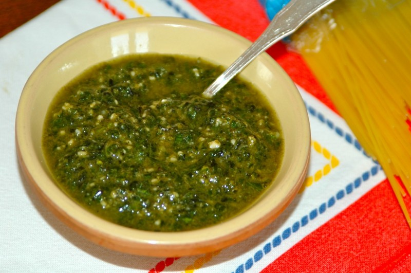 Pesto Caprese Quinoa Salad - Bites for Foodies
