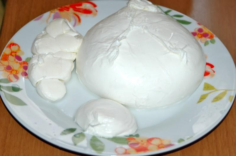 Mozzarella di Bufala from Molise